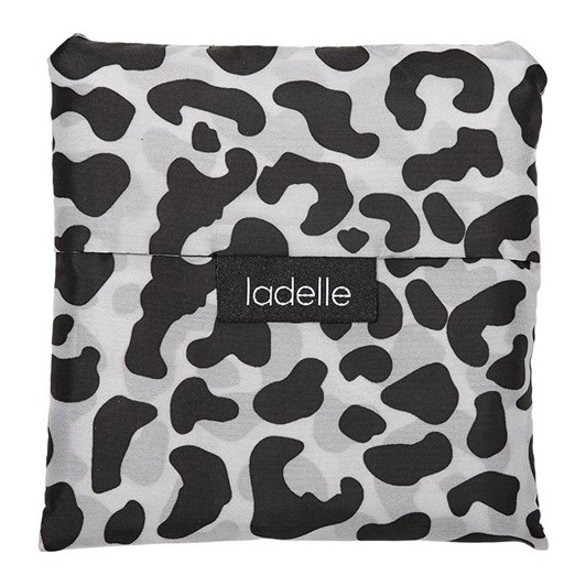 Ladelle Eco Recycled PET Leopard Print Shopping Bag