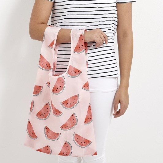 Ladelle Eco Recycled PET Watermelon Shopping Bag