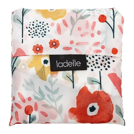 Ladelle Eco Recycled PET Spring Time Shopping Bag