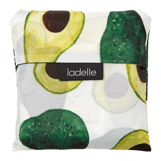Ladelle Eco Recycled PET Avocado Shopping Bag