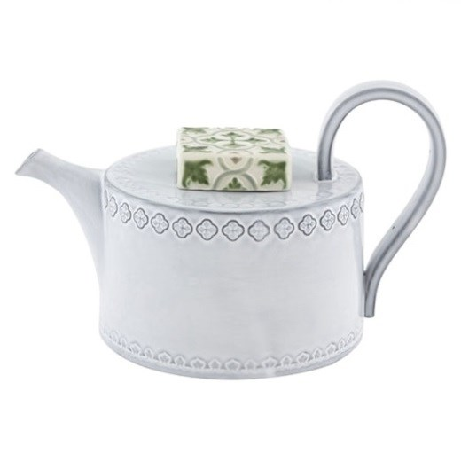 Bordallo Rua Nova Tea Pot