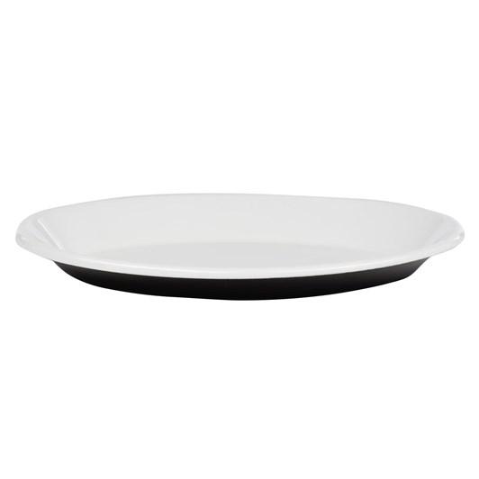 Elifle Rubienda Oval Tray 31cm L x 21 cm W