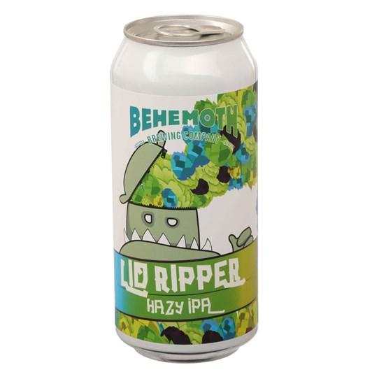 Behemoth Lid Ripper Hazy IPA (6.9%) 440ml