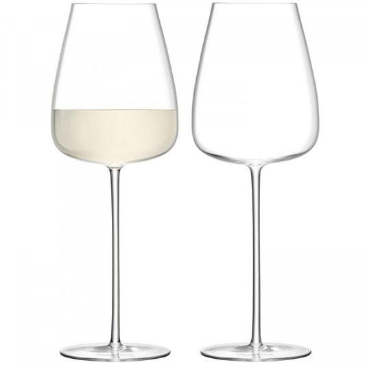LSA Wine Culture White Wine Glass x 2 690ml