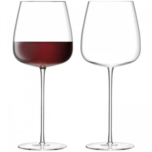 LSA Wine Culture Red Wine Glass x 2 715ml