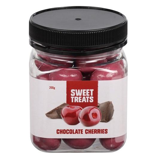Sweet Treats Chocolate Cherries 200g