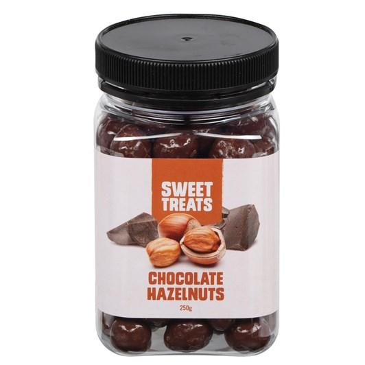 Sweet Treats Chocolate Hazelnuts 250g