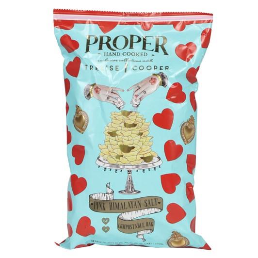 Proper Trelise Cooper Pink Himalyan Salt Crisps