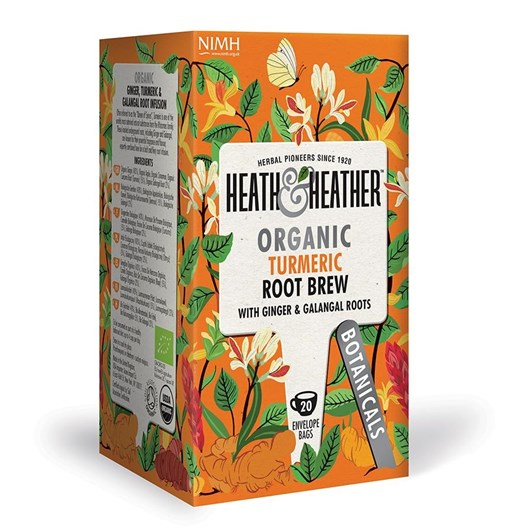 Heath & Heather Turmeric Root Brew