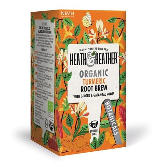 Heath & Heather Turmeric Root Brew