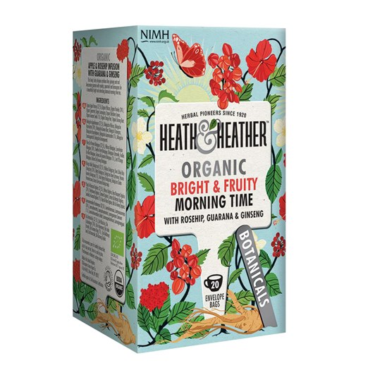 Heath & Heather Bright & Fruity Morning Time