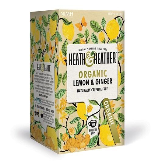 Heath & Heather Lemon & Ginger