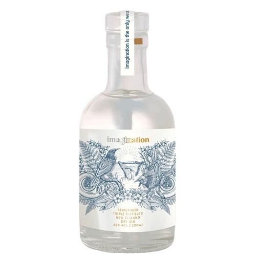 Imagination Reikorangi Triple Distilled Dry Gin 200ml