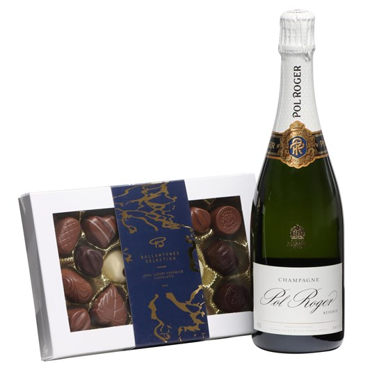 The Champagne Chocolate Edition