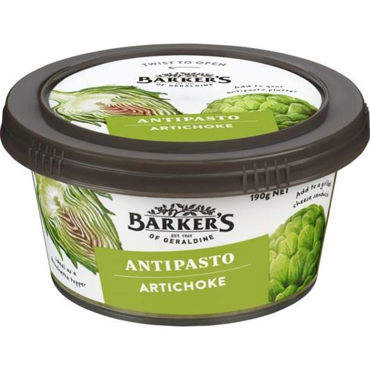 Barkers Artichoke Antipasto 190g