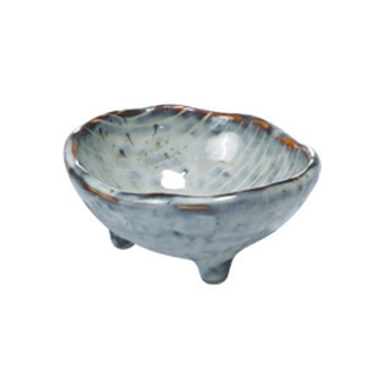 Broste Nordic Sea Small Bowl With Feet - na