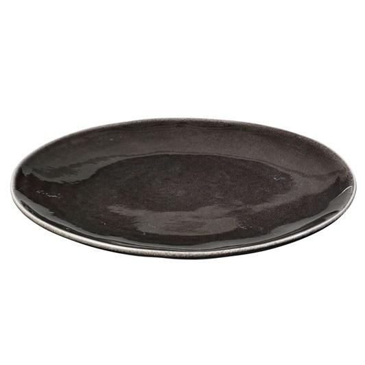 Broste Nordic Coal Dessert Plate