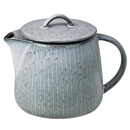 Broste Nordic Sea Flat Lid Tea Pot