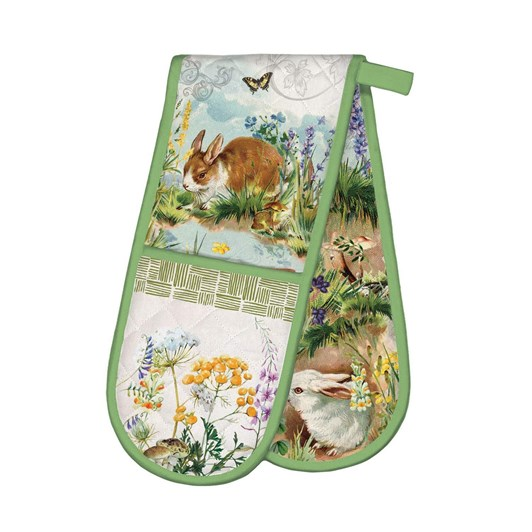 MDW Bunny Hollow Double Oven Mitt