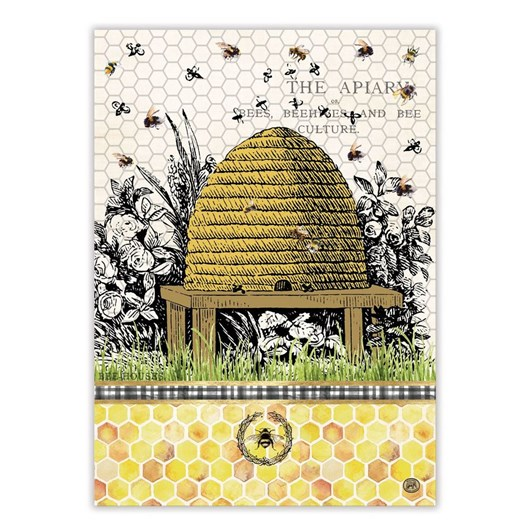 MDW Honey & Clover Tea Towel