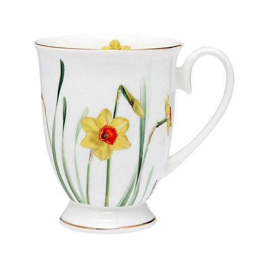 Ashdene Floral Symphony Daffodil Footed Mug