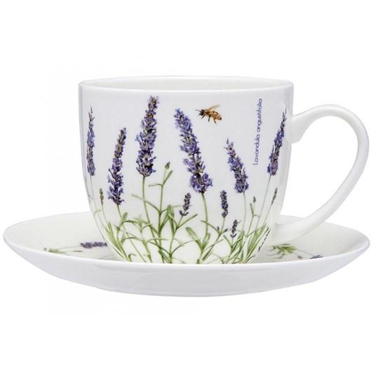 Ashdene Lavender Fields Cup & Saucer