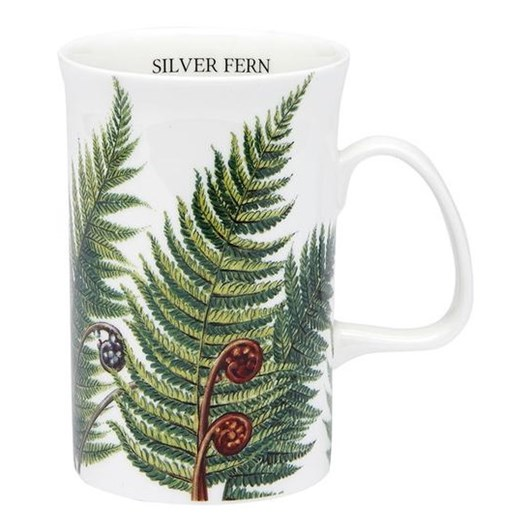 Ashdene Flowers Of NZ Silver Fern Can Mug