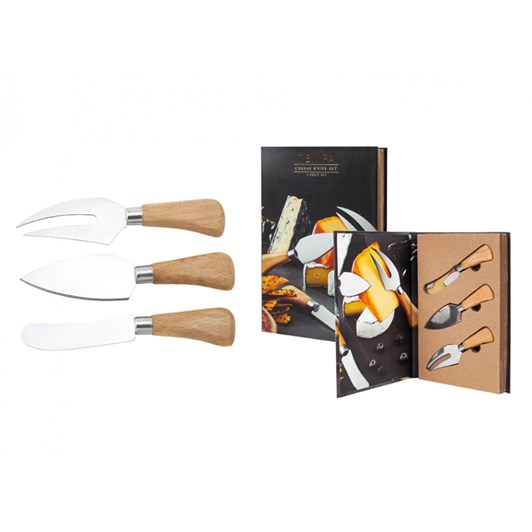 Tempa Fromagerie Cheese Knife Set Of 3