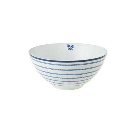 Laura Ashley Bowl Candy Stripe 13cm