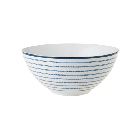 Laura Ashley Bowl Candy Stripe 16cm