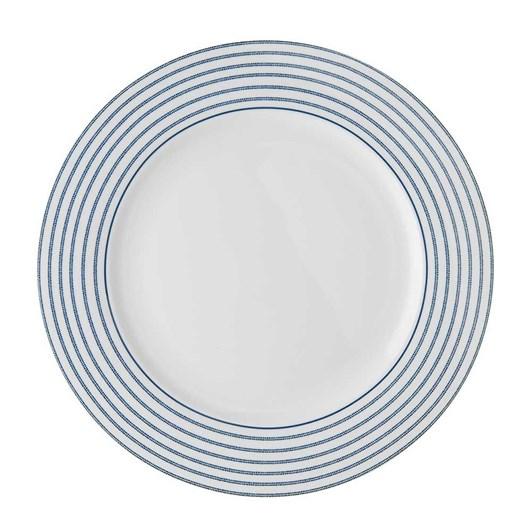 Laura Ashley Plate Candy Stripe 20cm