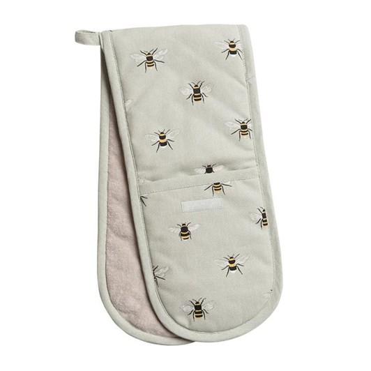 Sophie Allport Double Oven Glove - Bees