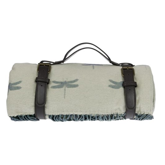 Sophie Allport Picnic Blanket - Knitted - Dragonfly
