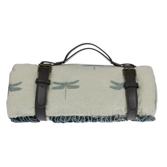Sophie Allport Picnic Blanket - Knitted - Dragonfly