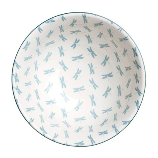 Sophie Allport Patterned Bowl - Dragonfly