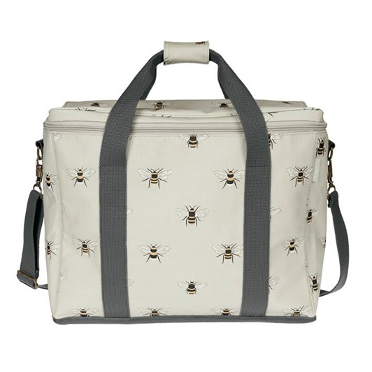 Sophie Allport Picnic Bag - Oilcloth - Bees
