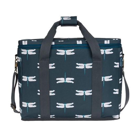 Sophie Allport Picnic Bag - Oilcloth - Dragonfly