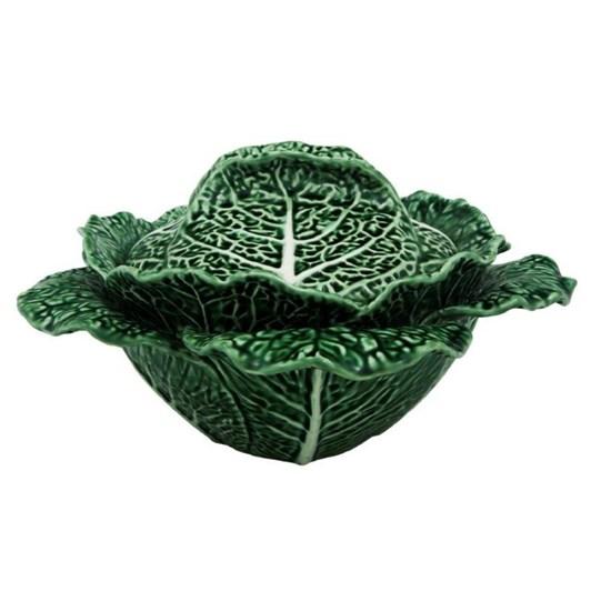 Bordallo Cabbage Tureen 2L Natural