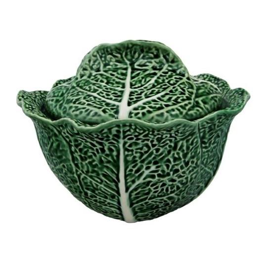 Bordallo Cabbage Tureen 3L Natural