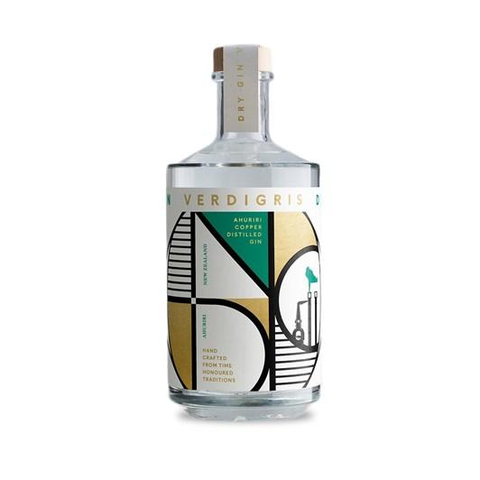 Verdigris Dry Gin 750ml