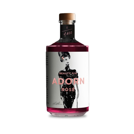 Adorn Rose Gin 750ml