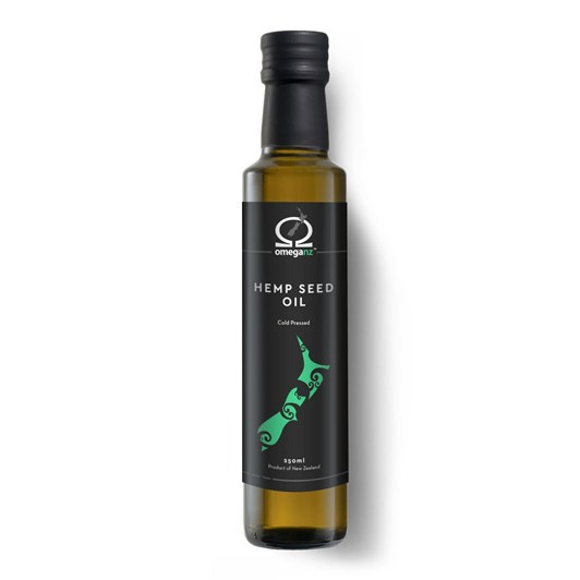 Omeganz HempSeed Oil 250ml