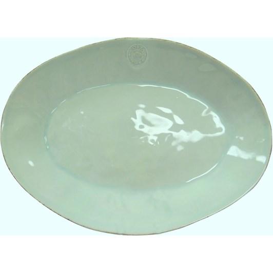Costa Nova Oval Platter 40cm Turquoise