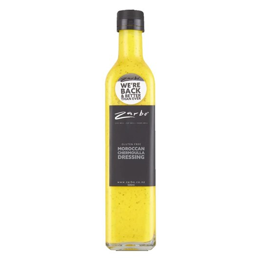 Zarbo Chermoula Dressing 500ml
