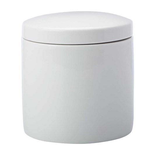 Maxwell & Williams Epicurious Canister 1L White Gift Boxed