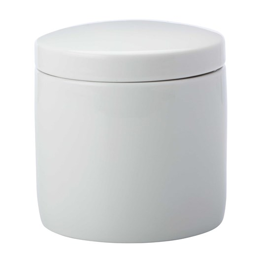 Maxwell & Williams Epicurious Canister 600ML White Gift Boxed