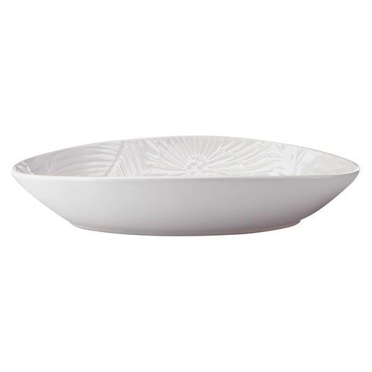 Maxwell & Williams Panama Oval Serving Bowl 24x17cm White Gift Boxed