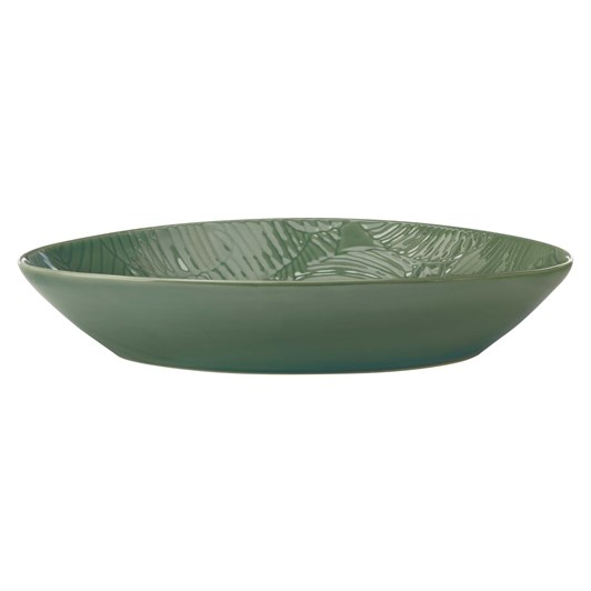 Maxwell & Williams Panama Oval Serving Bowl 32x23cm Kiwi Gift Boxed