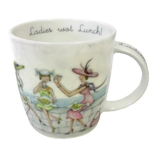 Roy Kirkham Ladies Wot Lunch Bernie Parker Mug