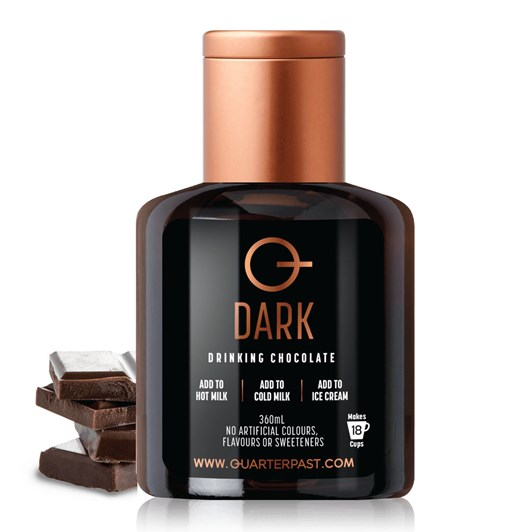 QuarterPast Dark Chocolate - 360ml